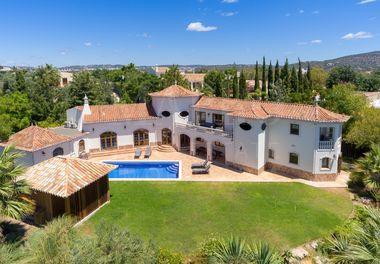An Elegant Country Villa