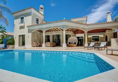 A Fabulous 5 Bed Villa